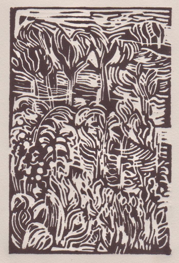 Linogravure,153x100