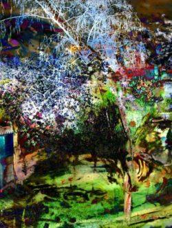 Peinture et palette graphique