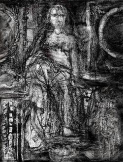 Matrone épouse et déesse de Dionysos, 20*25