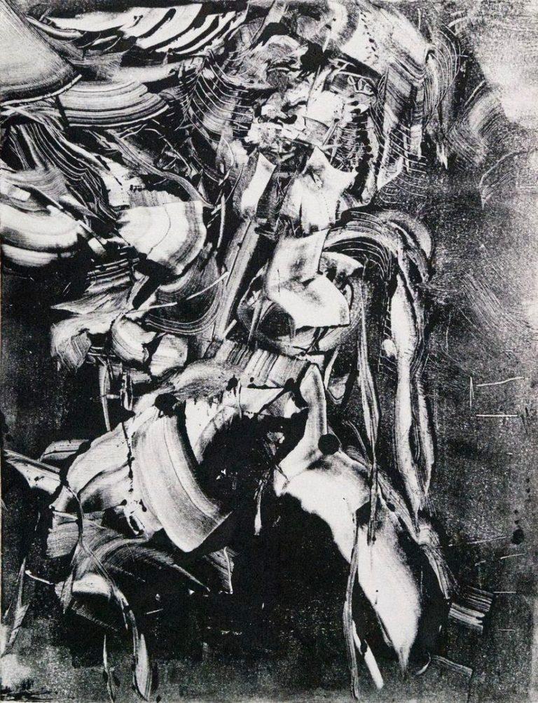 Monotype, 20x25
